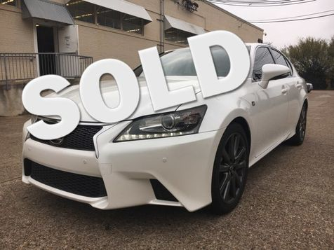 2013 Lexus GS 350  F Sport in Dallas