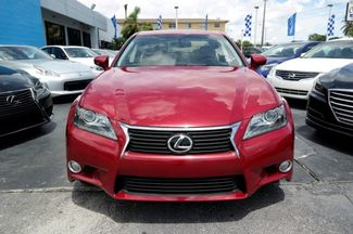 2013 Lexus GS 350 Hialeah, Florida 1