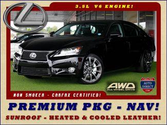 2013 Lexus GS 350 AWD - NAVIGATION-PREMIUM/COLD WEATHER PKGS! Mooresville , NC