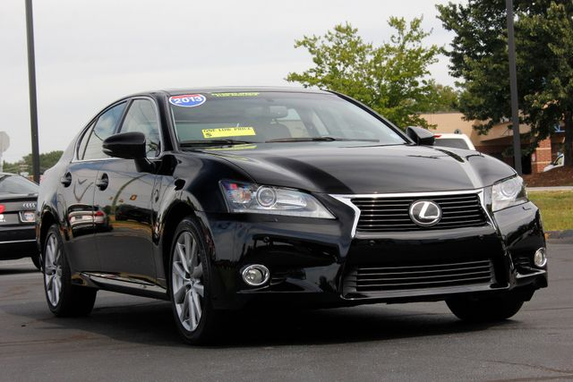 2013 Lexus GS 350 AWD - NAVIGATION-PREMIUM/COLD WEATHER PKGS! Mooresville , NC 26