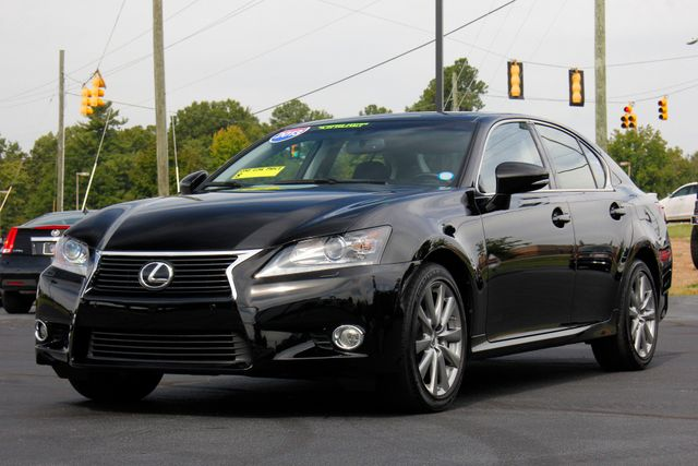 2013 Lexus GS 350 AWD - NAVIGATION-PREMIUM/COLD WEATHER PKGS! Mooresville , NC 27