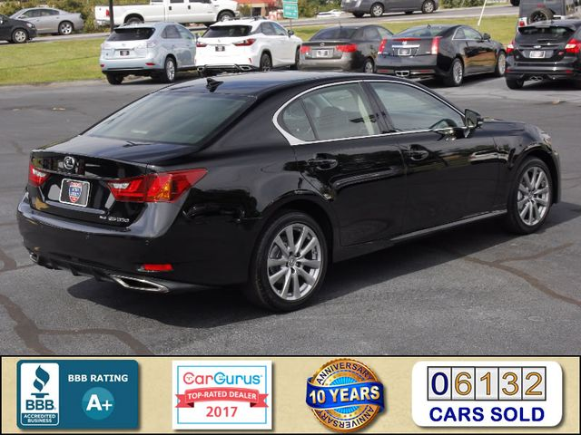2013 Lexus GS 350 AWD - NAVIGATION-PREMIUM/COLD WEATHER PKGS! Mooresville , NC 2