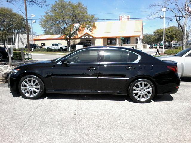 2013 Lexus GS 350 San Antonio, Texas 0