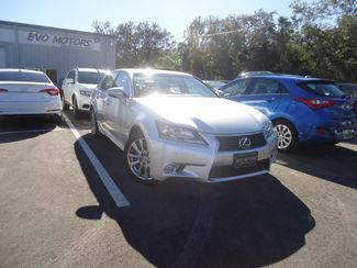 2013 Lexus GS 350 AWD. NAVIGATION SEFFNER, Florida 8