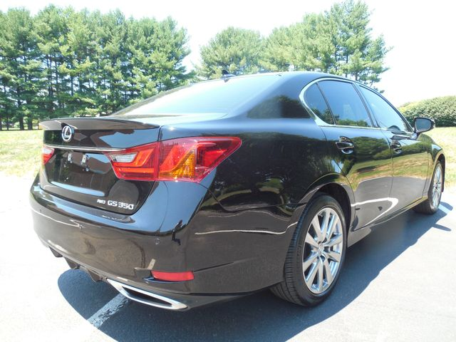2013 Lexus GS350 AWD Leesburg, Virginia 3