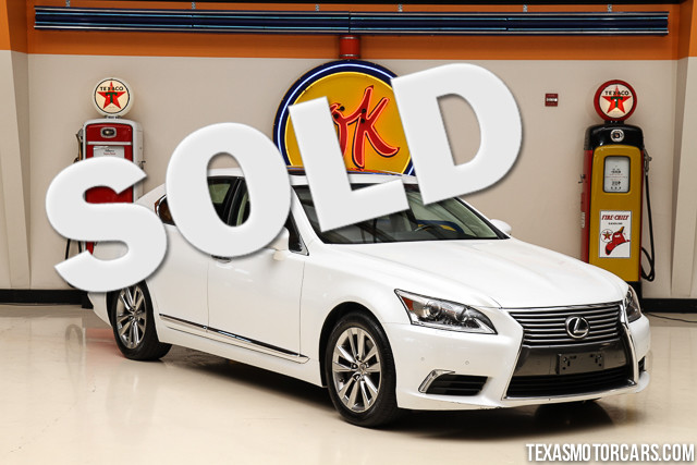 2013 Lexus LS 460 Financing is available with rates as low as 29 wac Get pre-approved in no t
