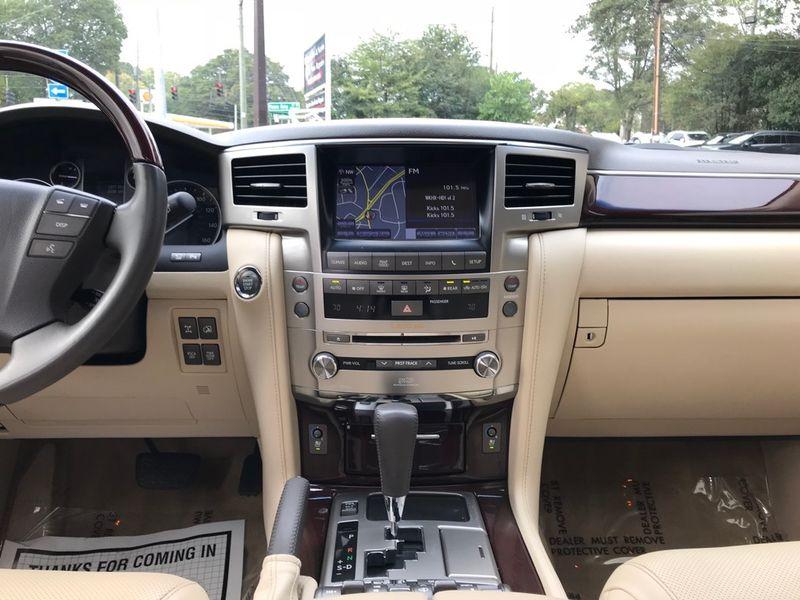 2013 Lexus LX 570  city GA  Malones Automotive  in Marietta, GA