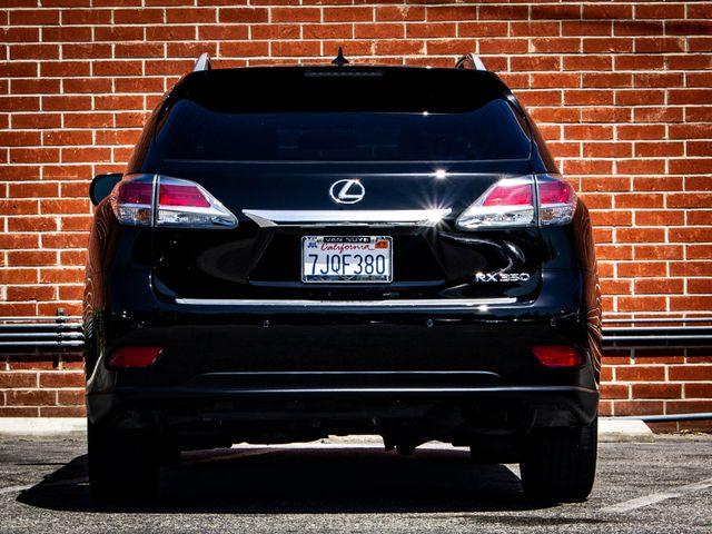2013 Lexus RX 350 Burbank, CA 3