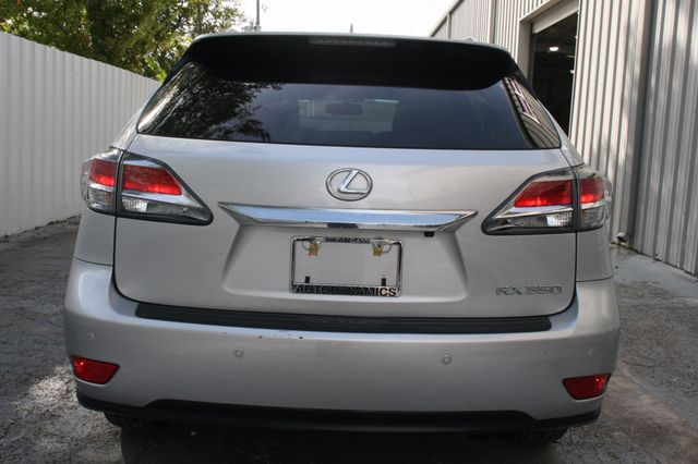 2013 Lexus RX 350 Houston, Texas 4