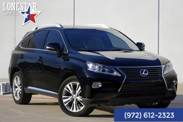 2013 Lexus RX 350 Navigation Comfort Package in Plano