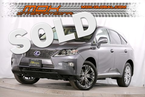 2013 Lexus RX 450h - Navigation - Only 34K miles in Los Angeles