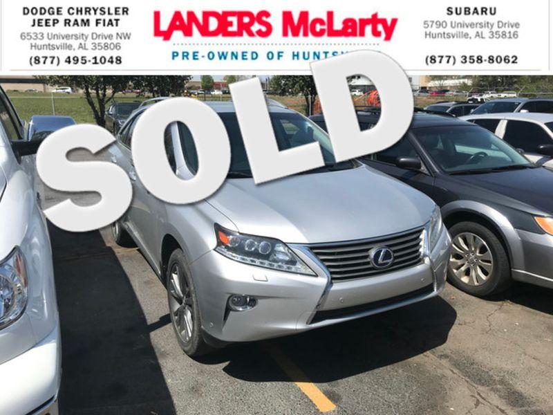 2013 Lexus RX 450h  | Huntsville, Alabama | Landers Mclarty DCJ & Subaru in Huntsville Alabama