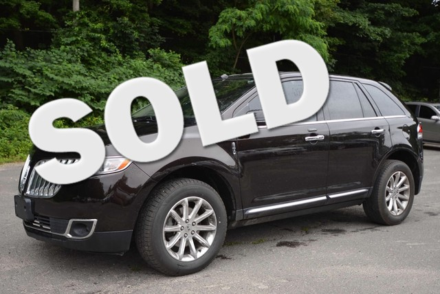 Used 2013 Lincoln MKX, $15995