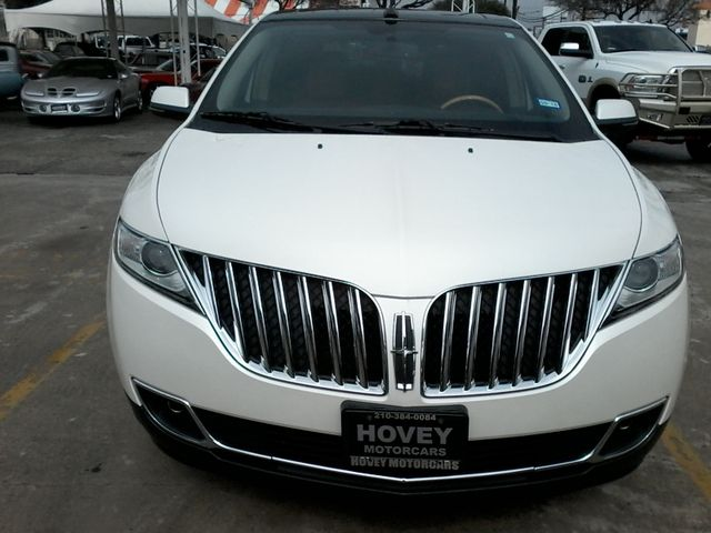 2013 Lincoln MKX SUV San Antonio, Texas 2
