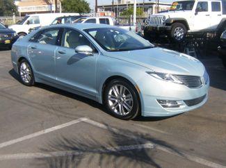 2013 Lincoln MKZ Hybrid Los Angeles, CA 4