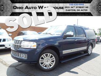 2013 Lincoln Navigator L 4x4 Nav Roof 3rd Row 1-Own Cln Carfax We Finance | Canton, Ohio | Ohio Auto Warehouse LLC in  Ohio