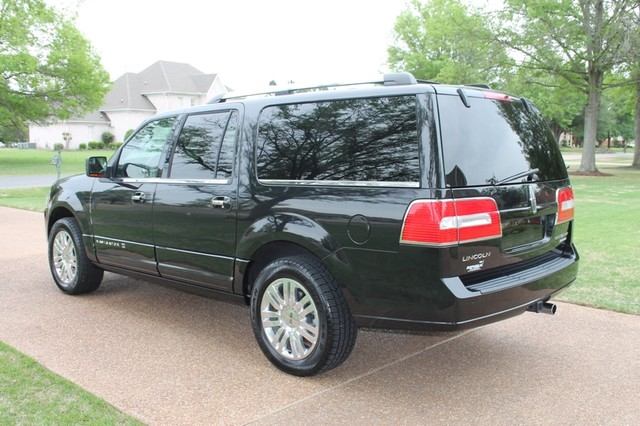 2013 lincoln navigator l 4wd limited ebay. Black Bedroom Furniture Sets. Home Design Ideas