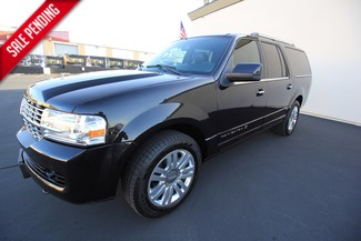 2013 Lincoln Navigator L MDL* NAVI* BACK UP* HEATED* DVD*  LOW MI* THX* PWR GATE* LEATHER* 3RD ROW* LOADED Las Vegas, Nevada