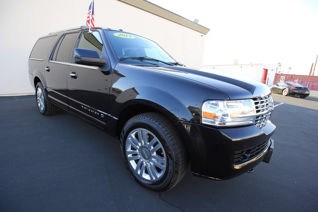 2013 Lincoln Navigator L MDL* NAVI* BACK UP* HEATED* DVD*  LOW MI* THX* PWR GATE* LEATHER* 3RD ROW* LOADED Las Vegas, Nevada 6