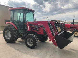 2014 Mahindra 5010 4X4 CAB W/LOADER in Fort Worth, TX