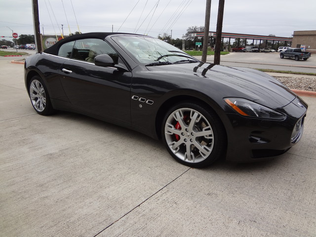 2013 Maserati GranTurismo Convertible Austin , Texas 16