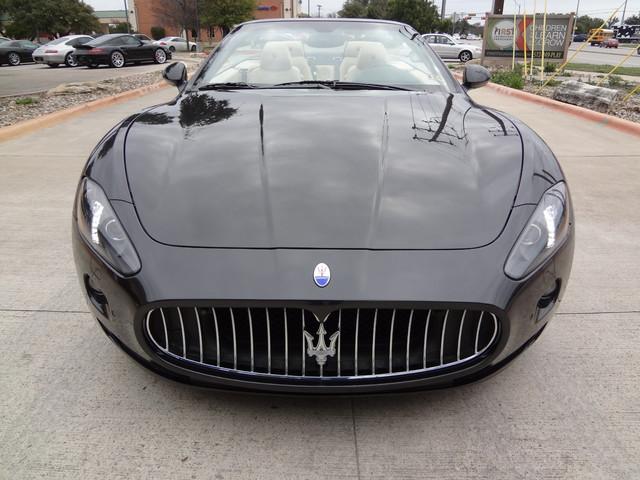 2013 Maserati GranTurismo Convertible Austin , Texas 7