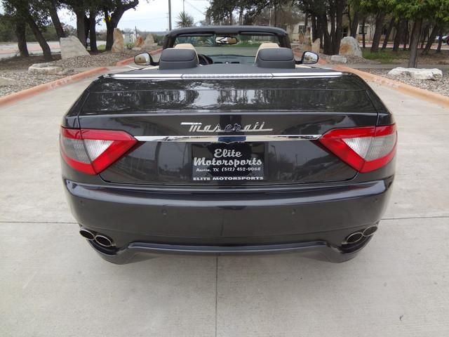 2013 Maserati GranTurismo Convertible Austin , Texas 2