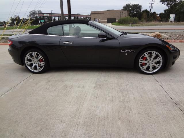2013 Maserati GranTurismo Convertible Austin , Texas 15