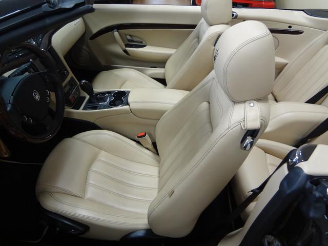 2013 Maserati GranTurismo Convertible Austin , Texas 22