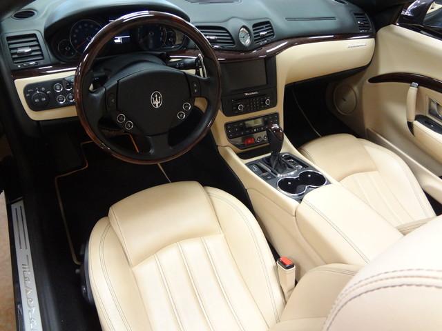 2013 Maserati GranTurismo Convertible Austin , Texas 21