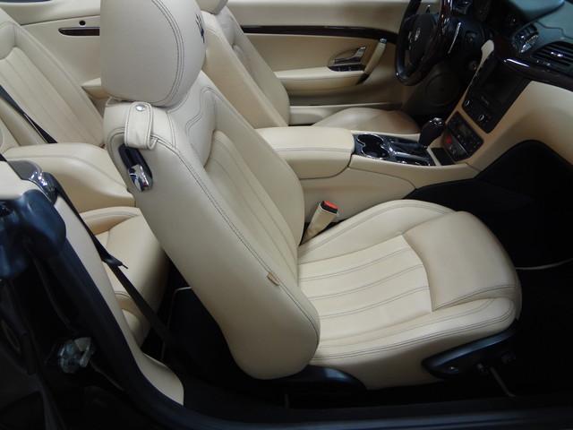 2013 Maserati GranTurismo Convertible Austin , Texas 28