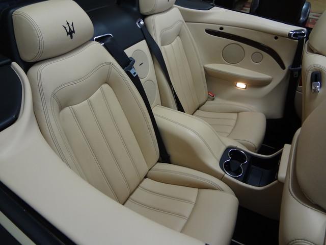 2013 Maserati GranTurismo Convertible Austin , Texas 27