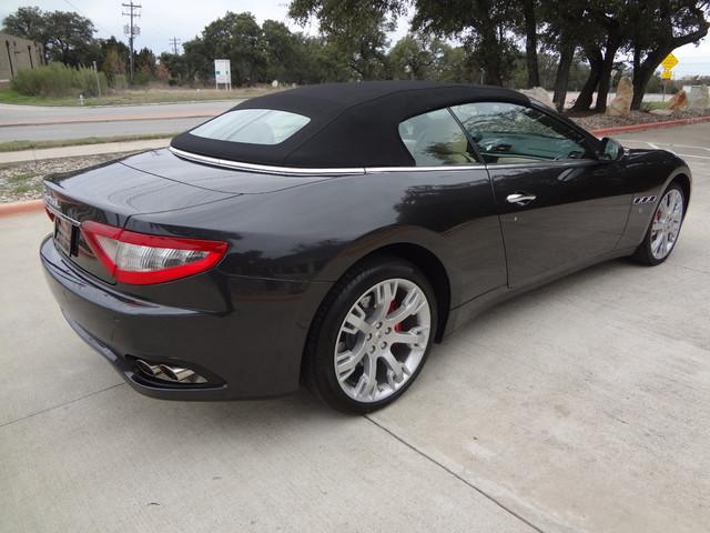 2013 Maserati GranTurismo Convertible Austin , Texas 14