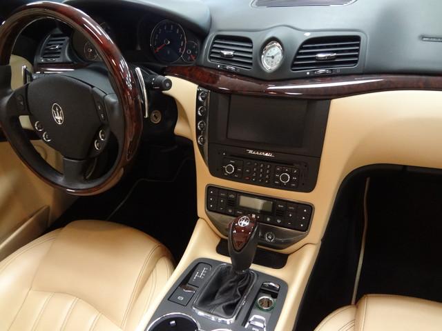 2013 Maserati GranTurismo Convertible Austin , Texas 30