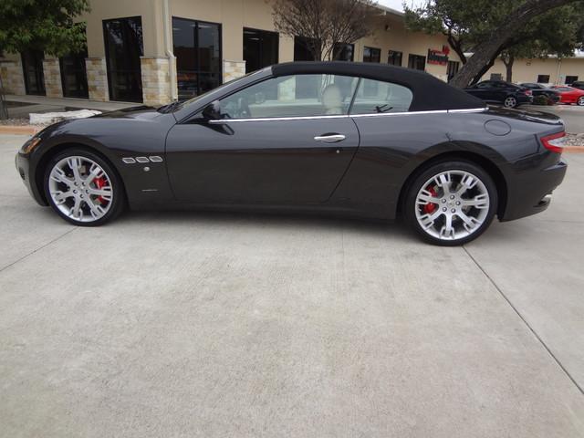 2013 Maserati GranTurismo Convertible Austin , Texas 11