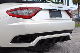 2013 Maserati GranTurismo Convertible Sport Hollywood, Florida 70