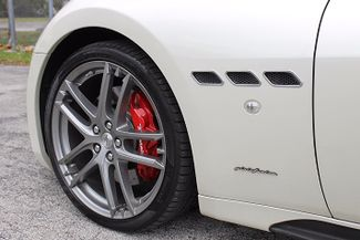 2013 Maserati GranTurismo Convertible Sport Hollywood, Florida 54