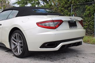 2013 Maserati GranTurismo Convertible Sport Hollywood, Florida 47