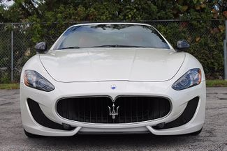 2013 Maserati GranTurismo Convertible Sport Hollywood, Florida 12