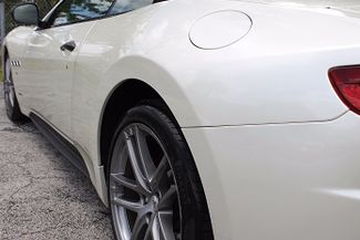 2013 Maserati GranTurismo Convertible Sport Hollywood, Florida 8