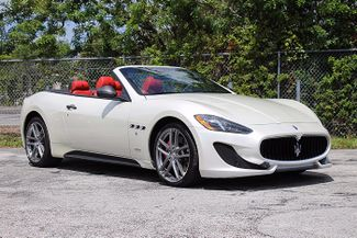 2013 Maserati GranTurismo Convertible Sport Hollywood, Florida 51