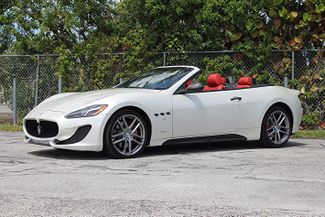 2013 Maserati GranTurismo Convertible Sport Hollywood, Florida 71