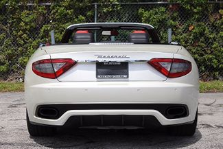 2013 Maserati GranTurismo Convertible Sport Hollywood, Florida 16
