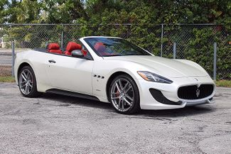 2013 Maserati GranTurismo Convertible Sport Hollywood, Florida 28