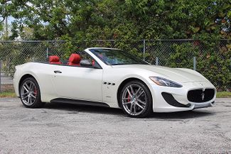 2013 Maserati GranTurismo Convertible Sport Hollywood, Florida 13
