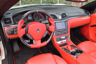 2013 Maserati GranTurismo Convertible Sport Hollywood, Florida 25