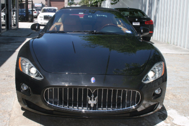 2013 Maserati GranTurismo Convertible Houston, Texas 0