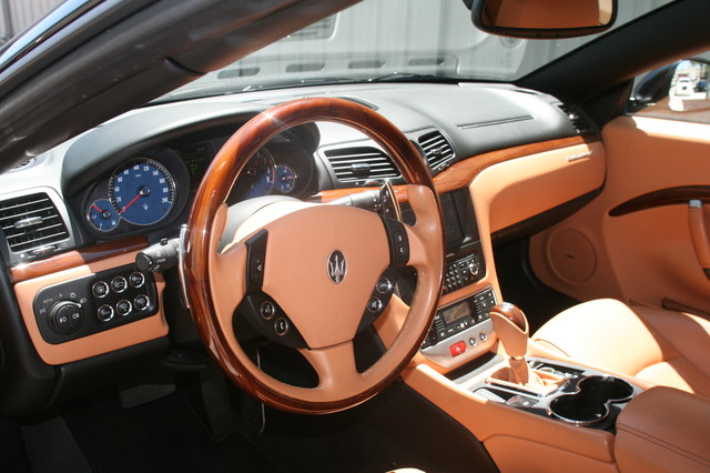 2013 Maserati GranTurismo Convertible Houston, Texas 10