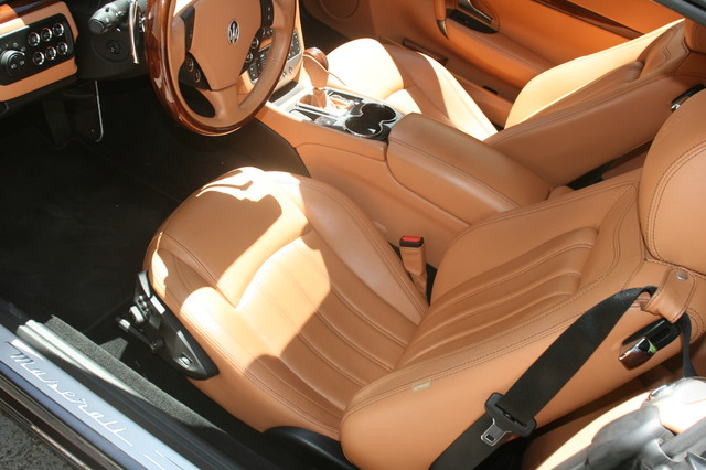 2013 Maserati GranTurismo Convertible Houston, Texas 12