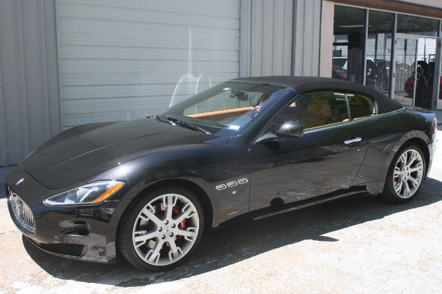 2013 Maserati GranTurismo Convertible Houston, Texas 2